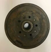 1940-1942 Desoto Left Front Brake Drum And Hub New Old Stock