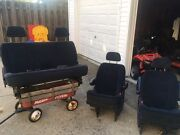 Chrysler-dodge Seats Two Bucket Seats 1 Person One Bench Seat 3 Person