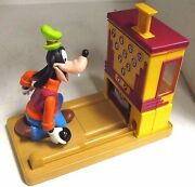 Goofy Bowling Machine Toy By Carousel - No Balls - Works
