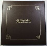 Franklin Mint The Official History Of Colonial America Complete 50 Medal Set