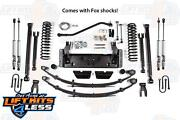 Bds Suspension 1427h 4.5 Long Arm Lift Kit For 1984-2001 Jeep Cherokee Xj 4wd