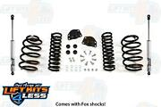Bds Suspension 442h 2 Lift Kit For 2002-2007 Jeep Liberty Kj 2wd/4wd Gas
