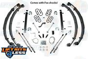Bds Suspension 1431h 5 Lift Kit For 1987-1995 Jeep Wrangler Yj 2wd/4wd Gas