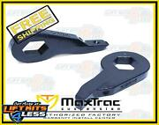 Maxtrac Suspension K840513 1-3 Front Lift Kit For 1988-98 Chevy Silverado 1500