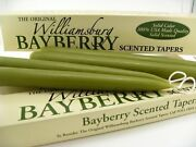Williamsburg Bayberry Candles And Bayberry Candle Legend