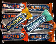 48 Assorted Flavors - Clif Builderand039s - 20g Protein Bars - 2.4oz