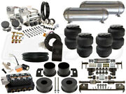 Complete Air Ride Suspension Kit - 1964-1969 Lincoln Continental 3/8 Level 3