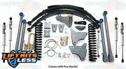Bds Suspension 530h 8 Long Arm Lift Kit For 2005-07 Ford F-250/f-350 Super Duty