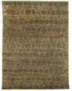 Contemporary Paleo Rug Ii Hand Knotted Wool By Bunny Williams N10538