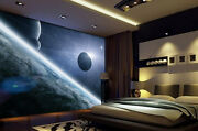Gorgeous Outer Space Univer Full Wall Mural Photo Wallpaper Print Home 3d Decal