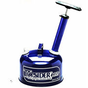Fluid Remover Oil Extractor Removing Vacuum Pump Out Portable Marine Car Boat