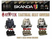 Coverking Kryptek Cordura Tactical Front And Rear Seat Covers For Nissan Xterra