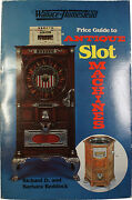 1981 Price Guide To Antique Slot Machines Richard D And Barbara Reddock
