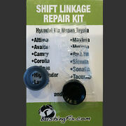 Jeep Wrangler Transmission Shift Cable Repair Kit W/ Bushing Easy Install