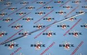 1940-1953 Buick Roof Mounted Antenna Mast | Chrome 4 Sections | Oem 13245133