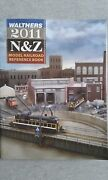 Walthers 2011 N And Z Gauge Model Railroad Reference Book Ts