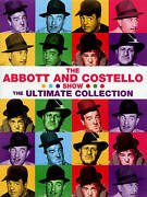 The Abbott And Costello Show The Ultimate Collection, Acceptable Dvd, Bud Abbot