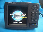 Lowrance Globalmap 5300c Igps Gps Fish Finder Only Head And Sun Cover