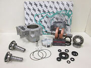 Yamaha Yz 250f 285cc Big Bore/stroker Engine Rebuild Kit With Stage 1 Cams 14-15