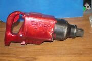 Cleco Square 2 Pneumatic Impact Wrench Wt 2120