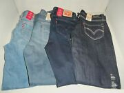Women's Levi's 529 Curvy Bootcut Jeans Colors Sizes New With Tags Nwt