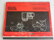 1981 Ford Electronic Engine Controls Quick Test Diagnostic Procedures Manual