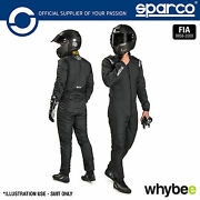 New 001132 Sparco Prime Sp-16 Race Suit Sp16 Lightweight Fia Approved 3 Layers