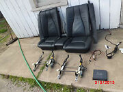 Mercedes-benz W220 Rear Power Seat Ac+heat+rail+cable S600 S500 S430 S350 S55