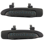 92-11 Crown Victoria Rear Outside Outer Exterior Door Handle Pair/set Left Right