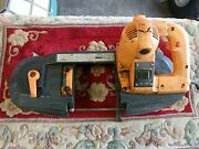 Central Machinery Portable Band Saw 2 Speed 38344