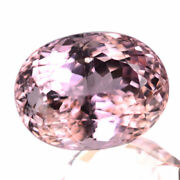 22.14 Ctw Best And Popular Rare Collection Of Natural Peach Pink Kunzite