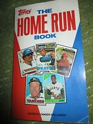Vintage 1981 Topps Home Run Book 7x4.25 Paperback 96 Pgs 318a