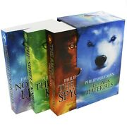 His Dark Materials 3 Books Young Adult Collection Paperback By Philip Pullman