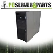 Hp Z800 Workstation 12-core 2.93ghz X5670 No Os Wholesale Custom To Order