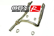 Obx Exhaust Long Tube Header Fits For 2004 Thru 2008 Ford F-150 F150 4.6l 4wd