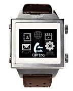Swap Signature Sophisticated Executive Sim Free Mobile Phone Watch Rrp 390