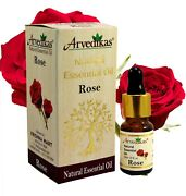 Arvedikas Rose Oil Pure Natural Essential Oil 10 Ml To 500 Ml Aroma Therapy Oil