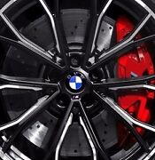 Bmw Oem Red M Performance Sports Brake Kit For G30 G31 G38 G11 G12 5 And 7 Series
