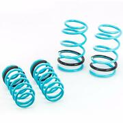 Godspeed Project Traction-s Suspension Lowering Springs For 04-06 Scion Xa / Xb