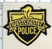 Westchester Police Illinois Shoulder Patch - New From 1991