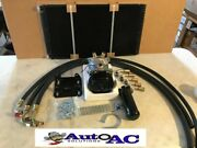 International Scout A C Underhood Upgrade Package Built To Order R12 To R134a