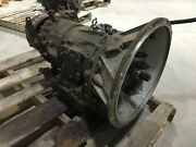 Used Broken Case Allison 2400 Auto Trans From 2005 Gmc C7500 C7 178k For Parts