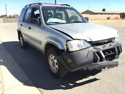 1999 Honda Crv Wrecked Rebuildable Salvage 203k Hit Front Salvaged
