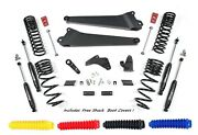 Zone Offroad D69n 5.5 Suspension Lift Kit For 2014-2018 Dodge Ram 2500 Gas Moto