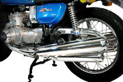 Delkevic Full Chrome Exhaust System Gt750 75 76 77 Restore Your Gt Today