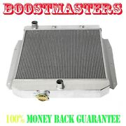 For 55-58 Chevy-/k-series Truck/ Pickup 3 Core Performance Radiator