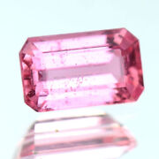 1.63 Ctw Impressive Collection Best One Natural Certified Padparadscha Sapphire