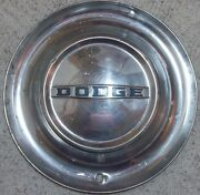 1953 Dodge Coronet 15 Inch Hubcap Wheel Cover Stainless Steel Original O.e.m.