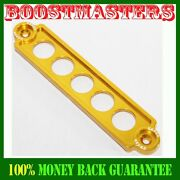 Battery Tie Down Gold For 02-05 Honda Civic Si Hatchback 3d