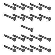 Set Of 21 Cylinder Head Bolts For 1952 1953 1954 Plymouth Dodge Desoto Chrysler